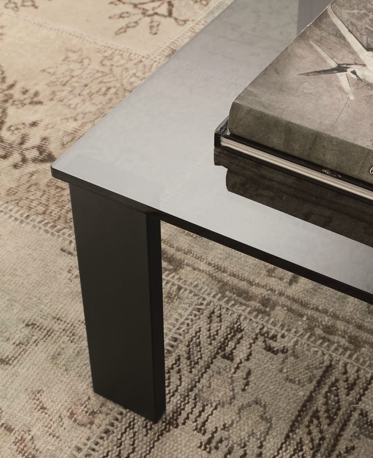 t119 atlantique, Half-moon or rectangular coffee table