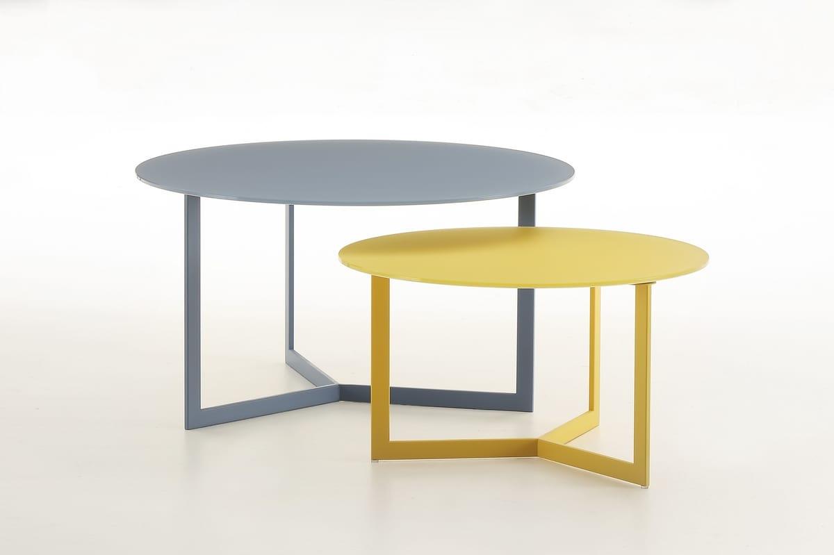 T20 Joker Round Tables For Living Room