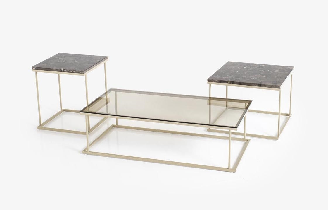 Thin, Elegant coffee tables