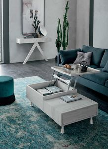 TRASLO TL525, Convertible coffee table