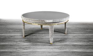 W05CT-100, Coffee table with round top