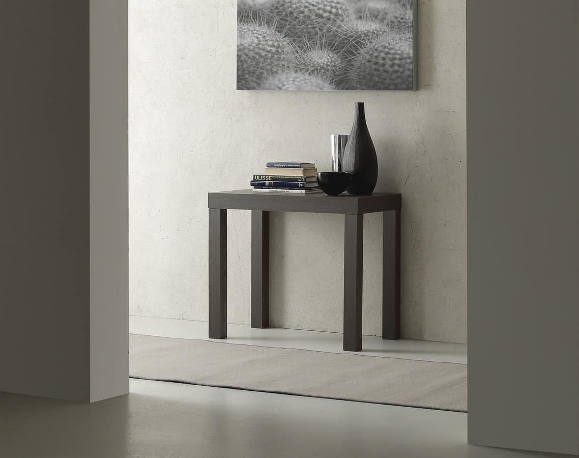 Art. 734 Pratika, Extendable console available in different sizes
