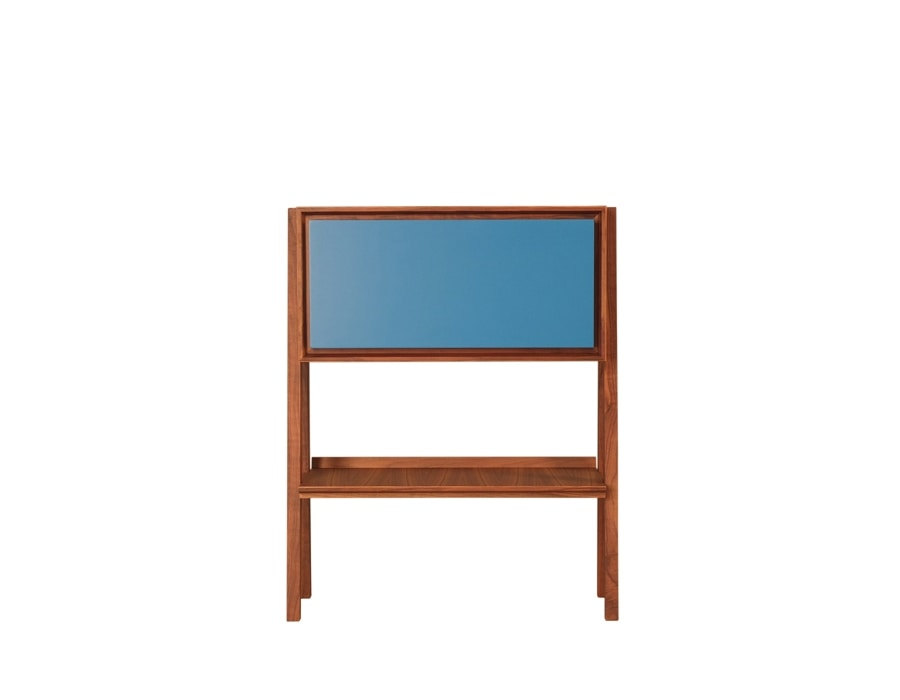 Cavalletto 5819, Wooden console with container