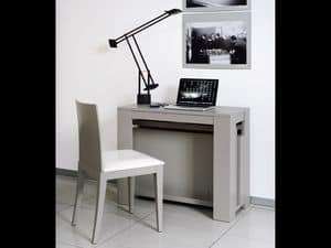 Complements Tables and Console 07, Extendable console, with excellent performance