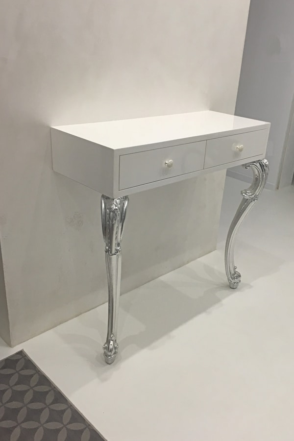 Cube console, Console with 2 drawers