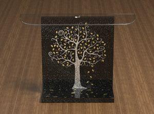 Klimt, Console with Klimt decoration