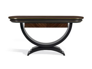 Oliver Art. OL24, Console with graceful and elegant curves