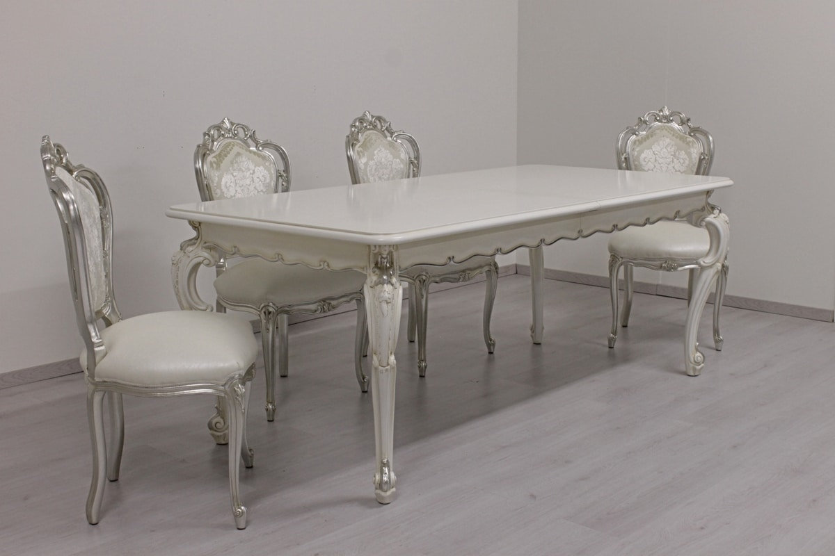 Princess, Table in contemporary baroque style