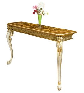 Queen Of Holland LU.0610, Carved, inlaid console table