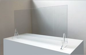 Clearvirus BA/100, Glass protection barrier