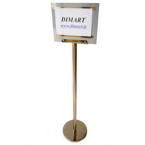 Menu stand, Stand for restaurant menus