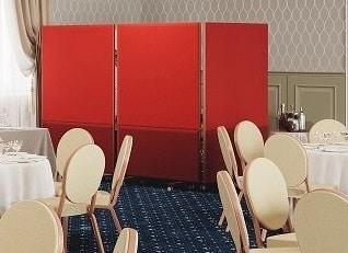 SplitScreen, Room dividers with wheels