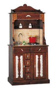 Art. 378, Kitchenette for rustic kitchens