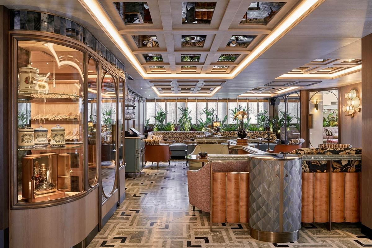 Lounge Bar, Custom furniture for lounge bar