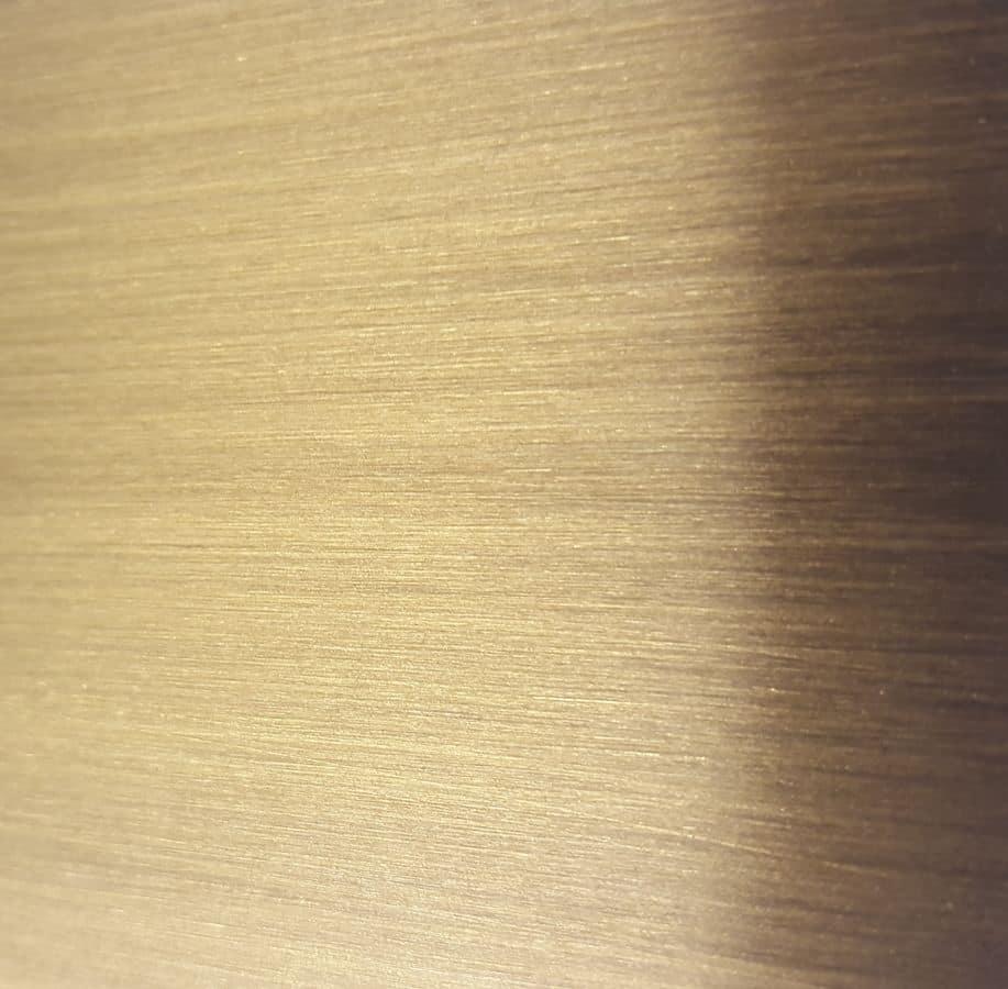 Ottone bronzato, Custom fabrication in all metals