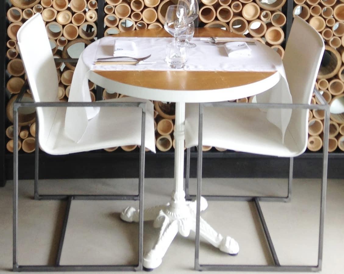 Art. 56/18, Comfortable chair, for elegant restaurants