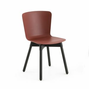 s24 martina, Chair with polypropylene seat
