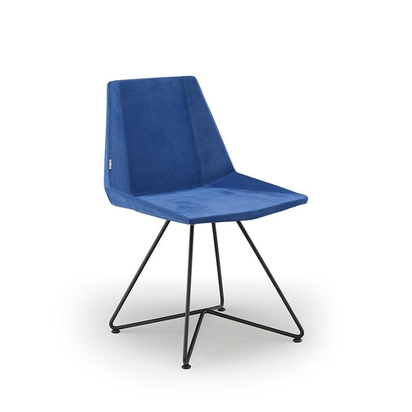 Glim-X, Chair with geometric lines