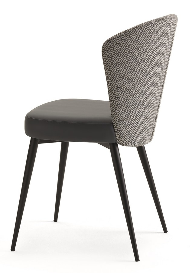Greta-SM, Upholstered dining room chair