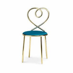Love Chair, Chair with heart-shaped back