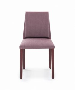 Mar� 2015, Chair with a comfortable backrest