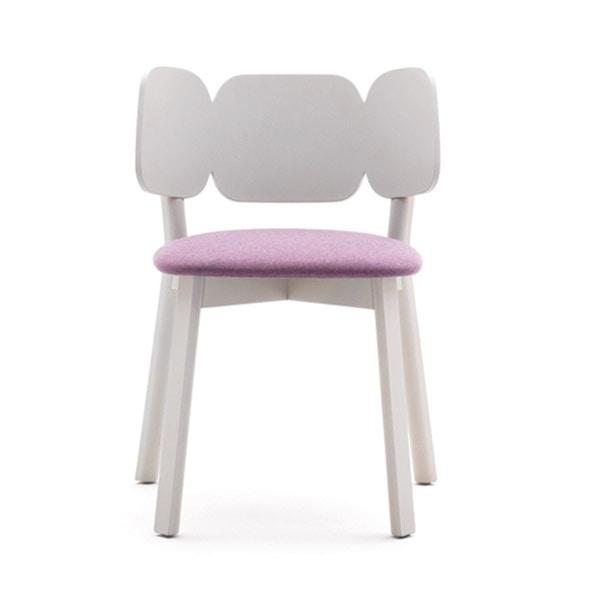 Mafleur 04212, Chair in painted wood