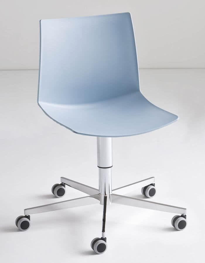 Kanvas T5R, Swivel chair with adjustable lift, for office