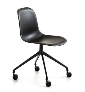 Mani plastic HO-4, Task chair for office