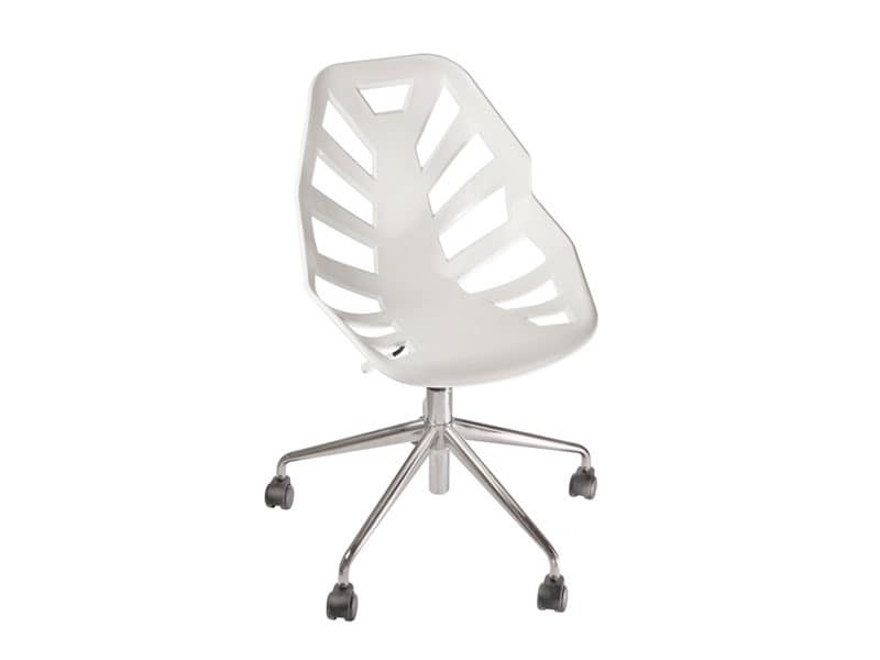 Ninja 5R, Operational office chair, polymer shell