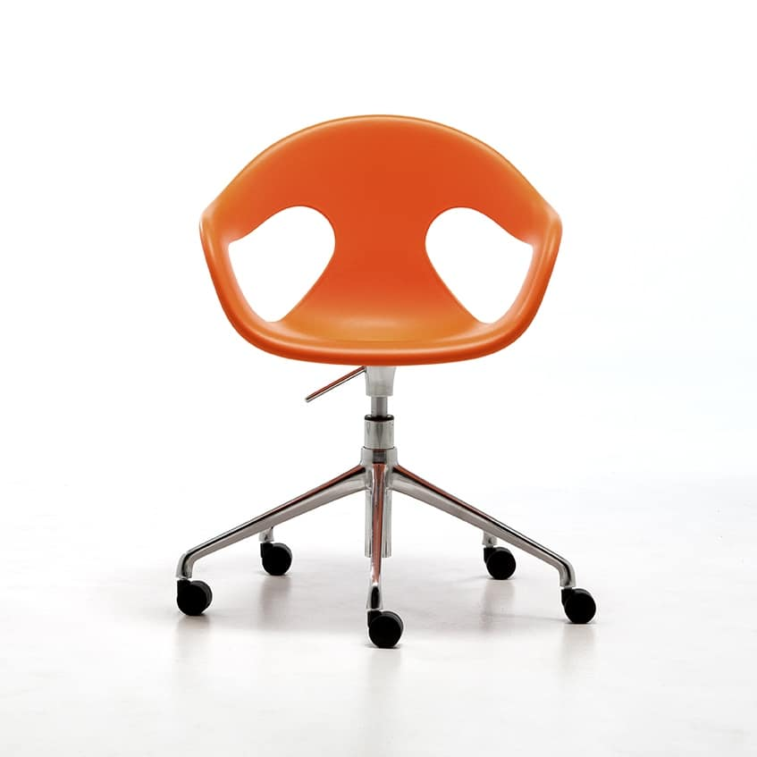 Sunny HO, Home-office chair, swivel and height-adjustable