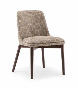 CELINE SIDE CHAIR 077 S, Elegant design chair