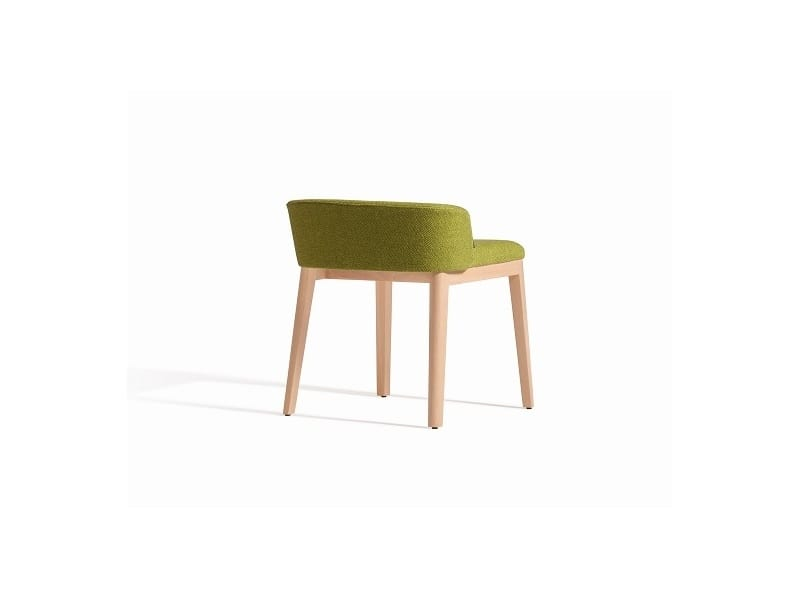 Concord 520AM, Wooden chair with low backrest