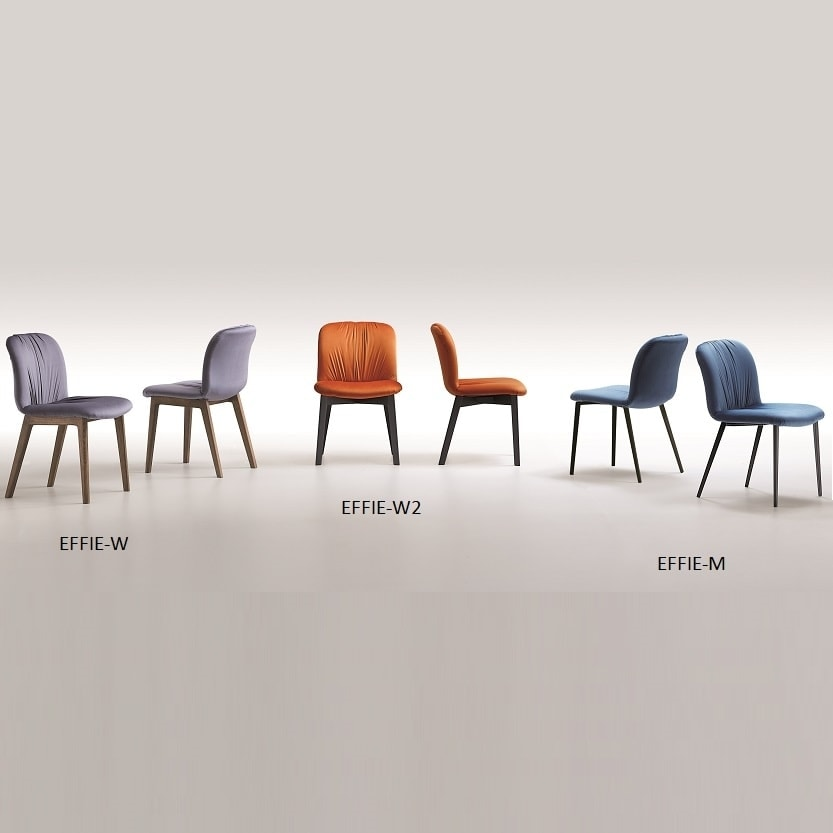 Effie-W, Comfortable chair, wide and soft