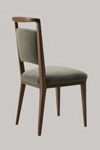 Mil� chair, Upholstered chair for dining room