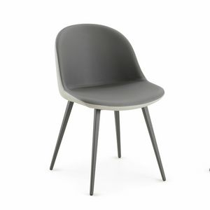 s30 arianna, Chair upholstered in eco-leather