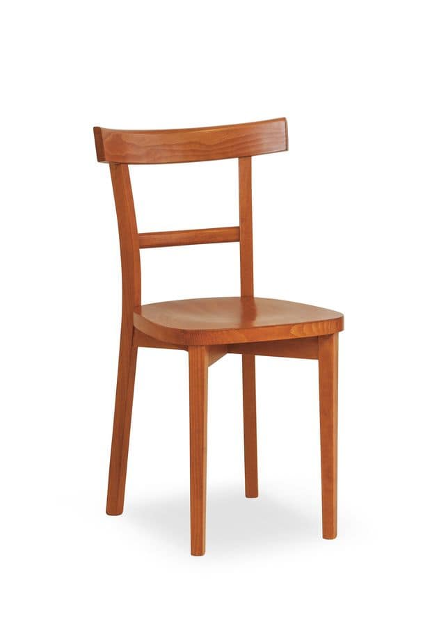 A23, Chair beech, for contract and residential