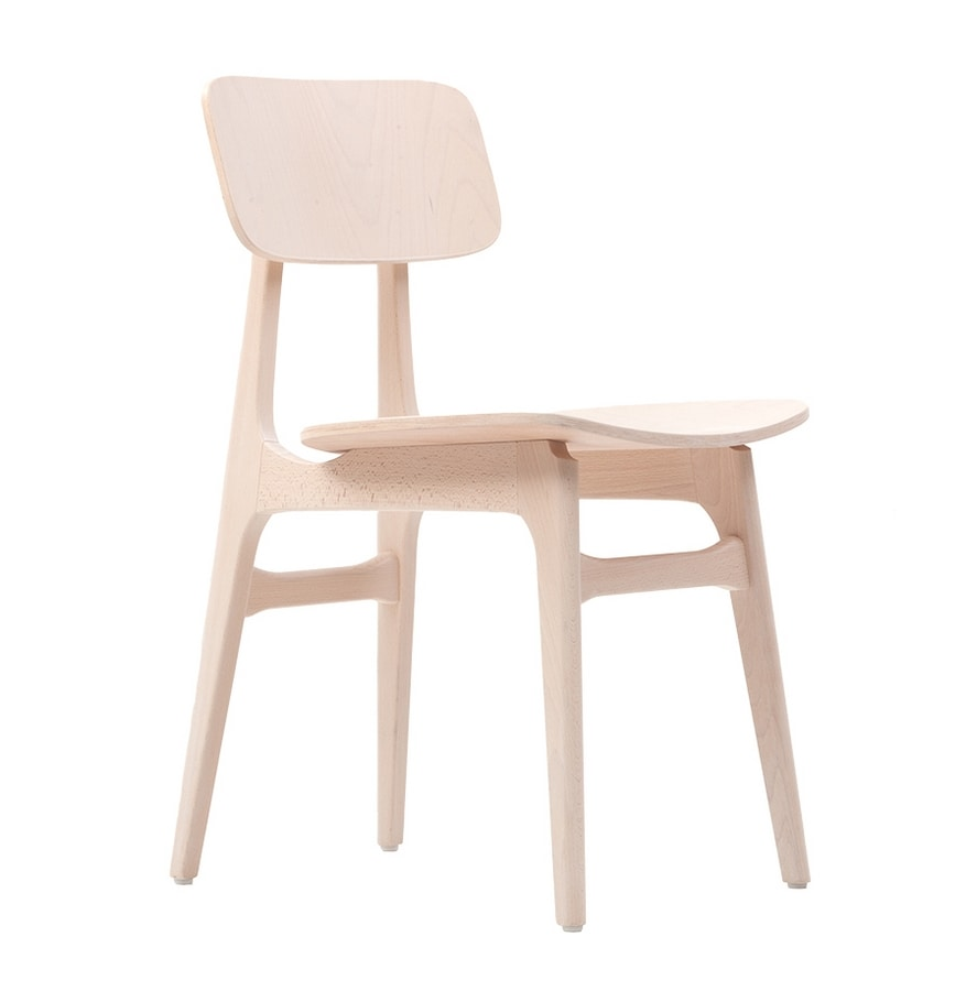 ART. 309-LE ROSE, Wooden chair