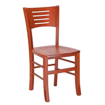 Betty, Chair made of wood, for household and professional use