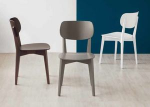 Cami, Lacquered wooden chair