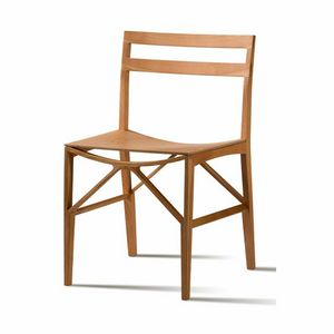 Celeste 5196/F, Chair in solid ash wood