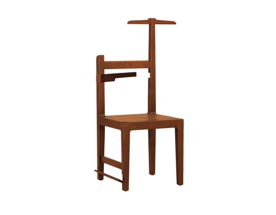 Metamorfosi 5199/F, Chair / clothes rack made of wood