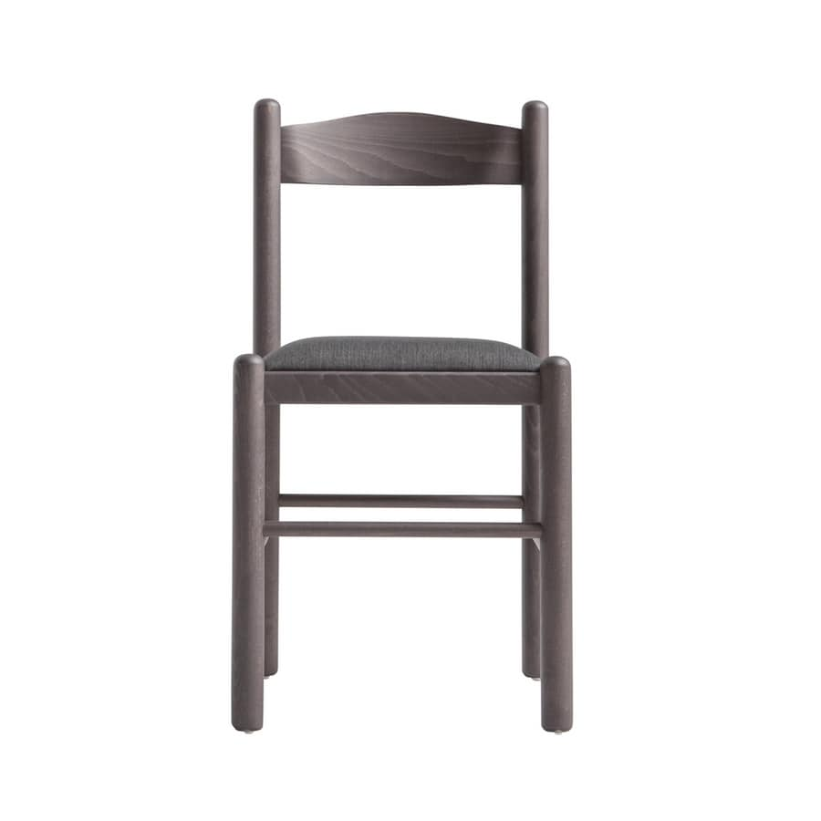 RP404, Simple wooden chair