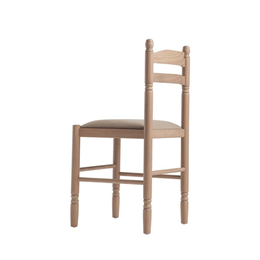 RP420, Wooden chair for kitchen