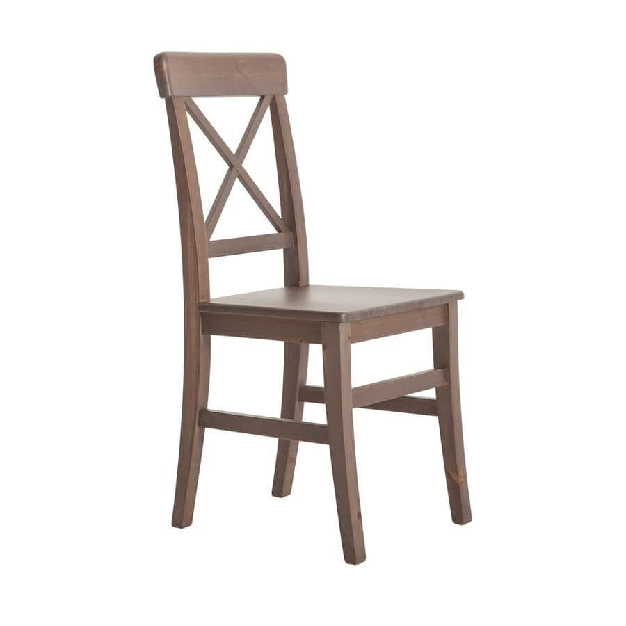 RP437, Chair with cross backrest