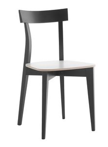 Sami, Wooden chair for kitchen