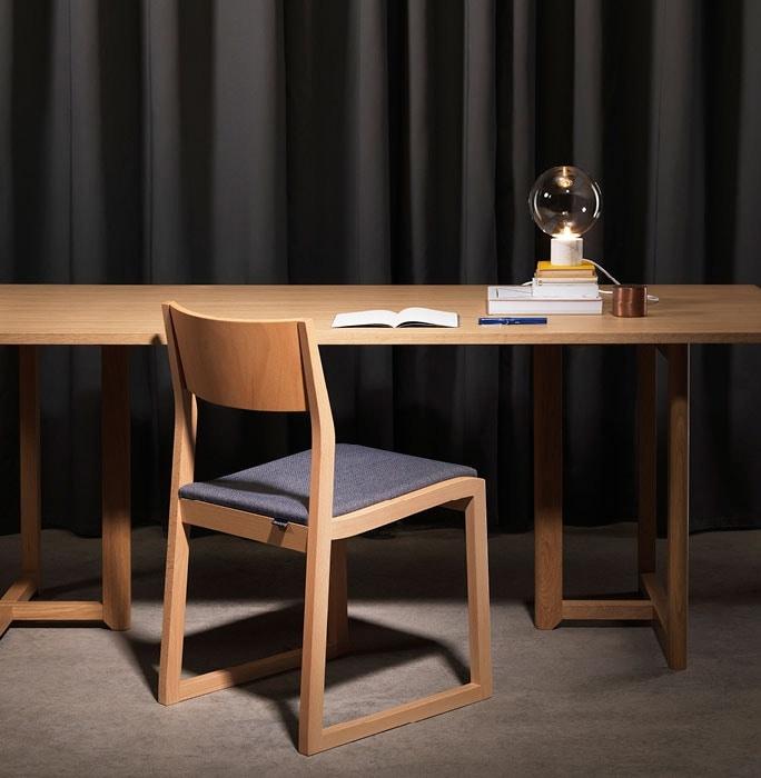 Sciza, Versartile chair in solid wood