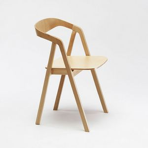 Sta, Stackable wooden chair