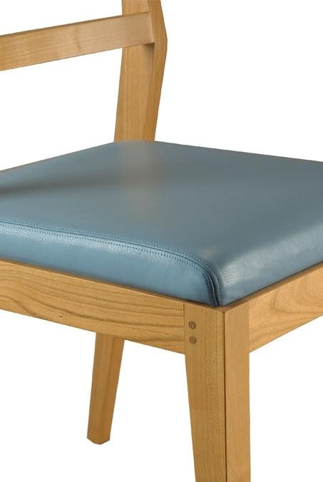Zero 5182, Stackable wooden chair
