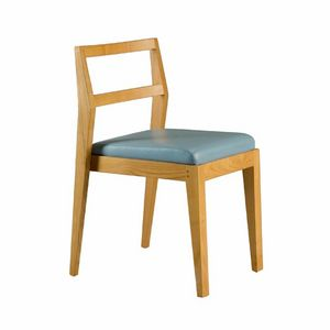 Zero 5182, Stackable wooden chair