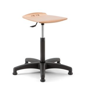 Bow 02, Stool without backrest